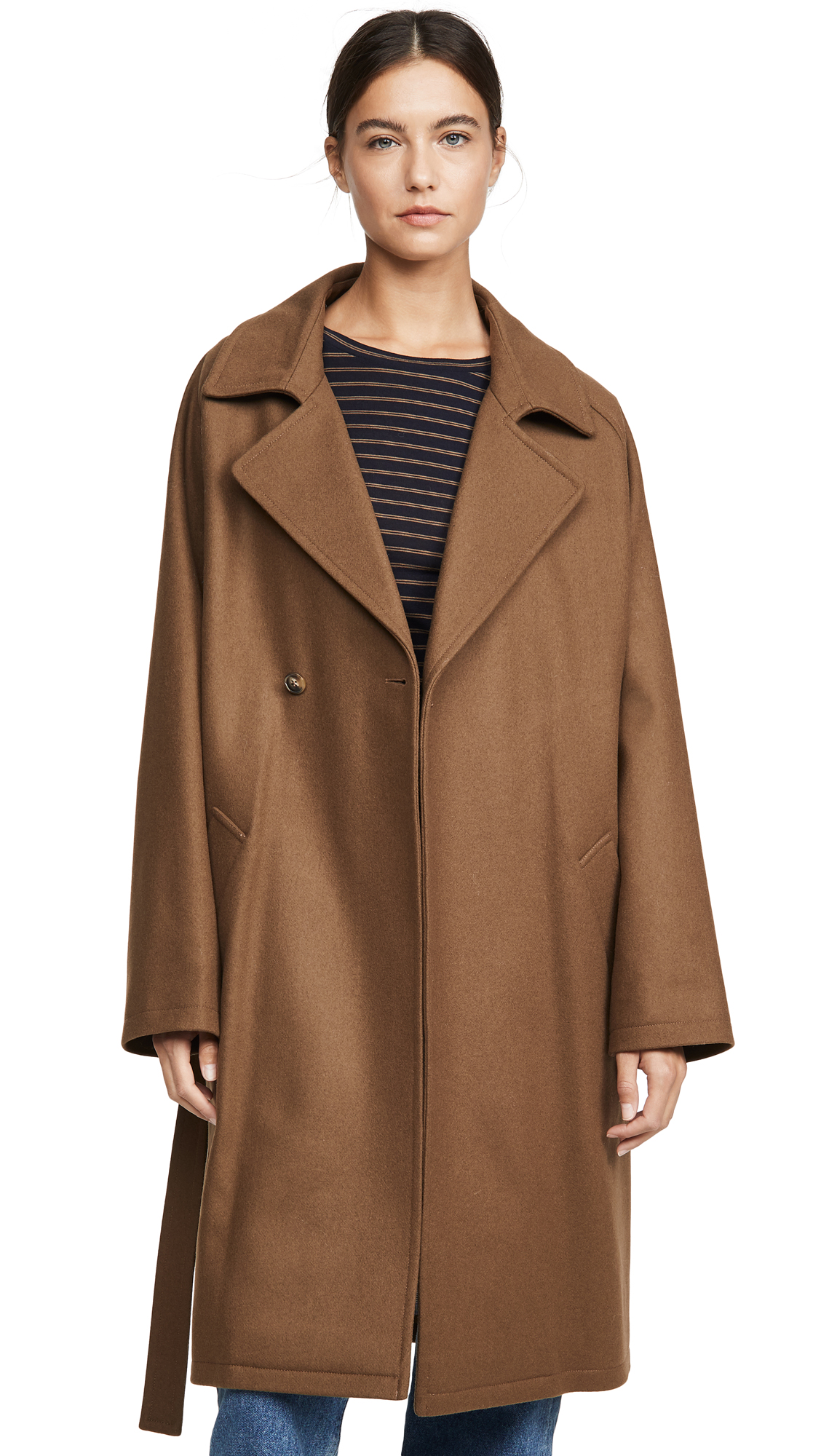 Buy A.P.C. Manteau Bakerstreet Coat online beautiful A.P.C. Clothing, Jackets