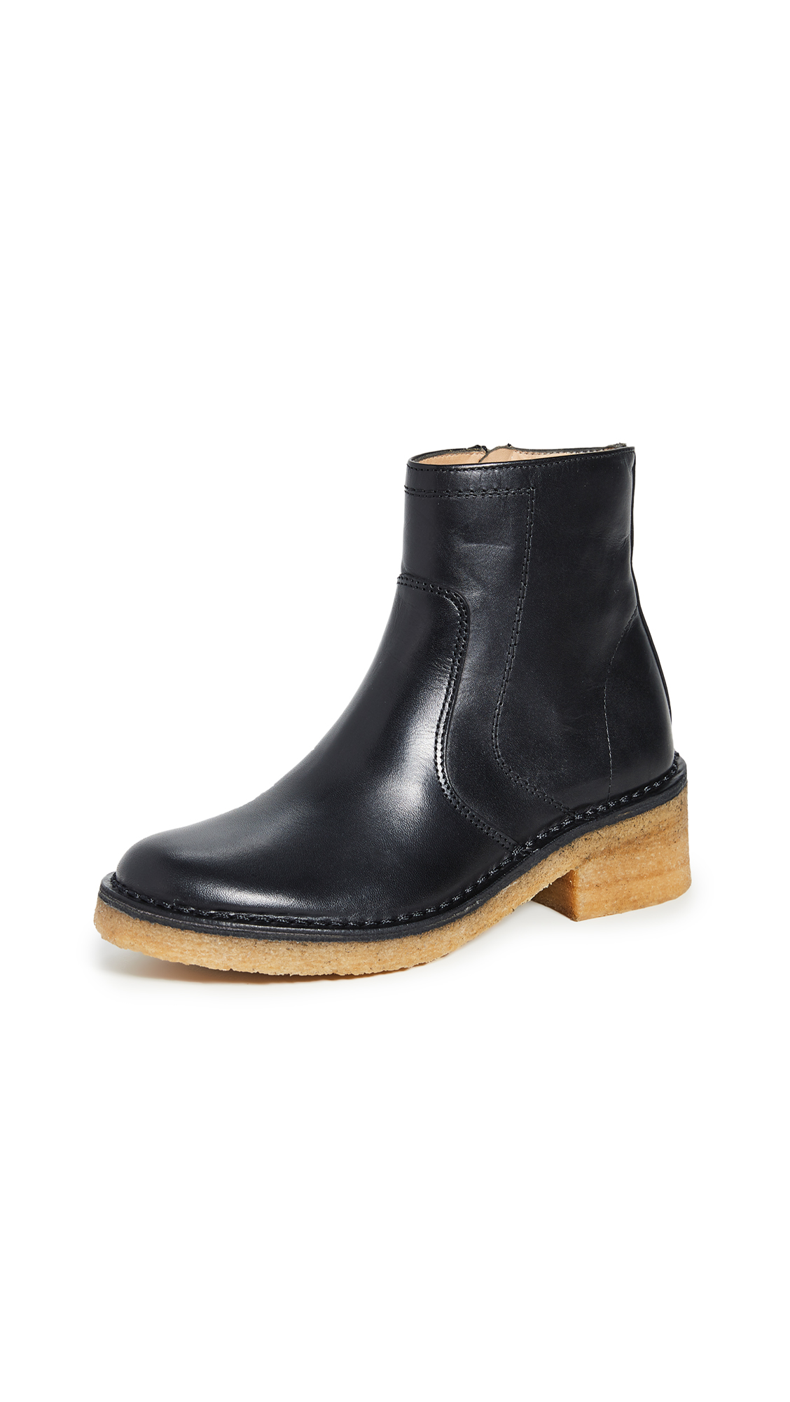 Buy A.P.C. online - photo of A.P.C. Armelle Boots