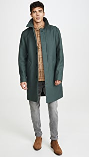 A.P.C. Mac Rhode Overcoat