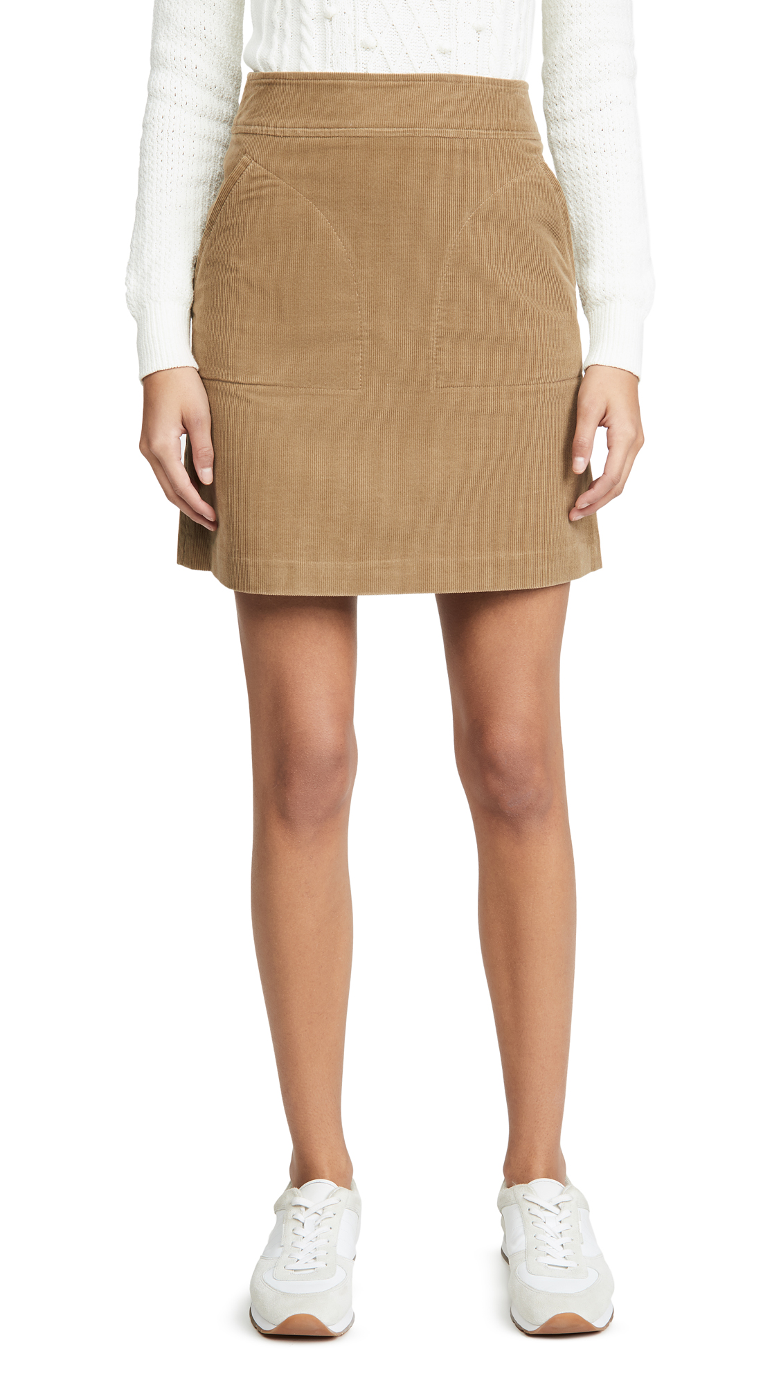 Buy A.P.C. online - photo of A.P.C. Jupe Shanya Skirt