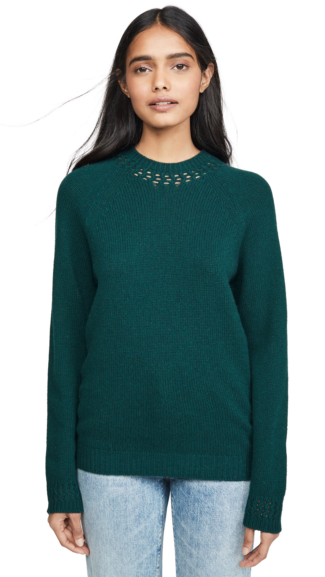 Buy A.P.C. online - photo of A.P.C. Janet Pullover Sweater