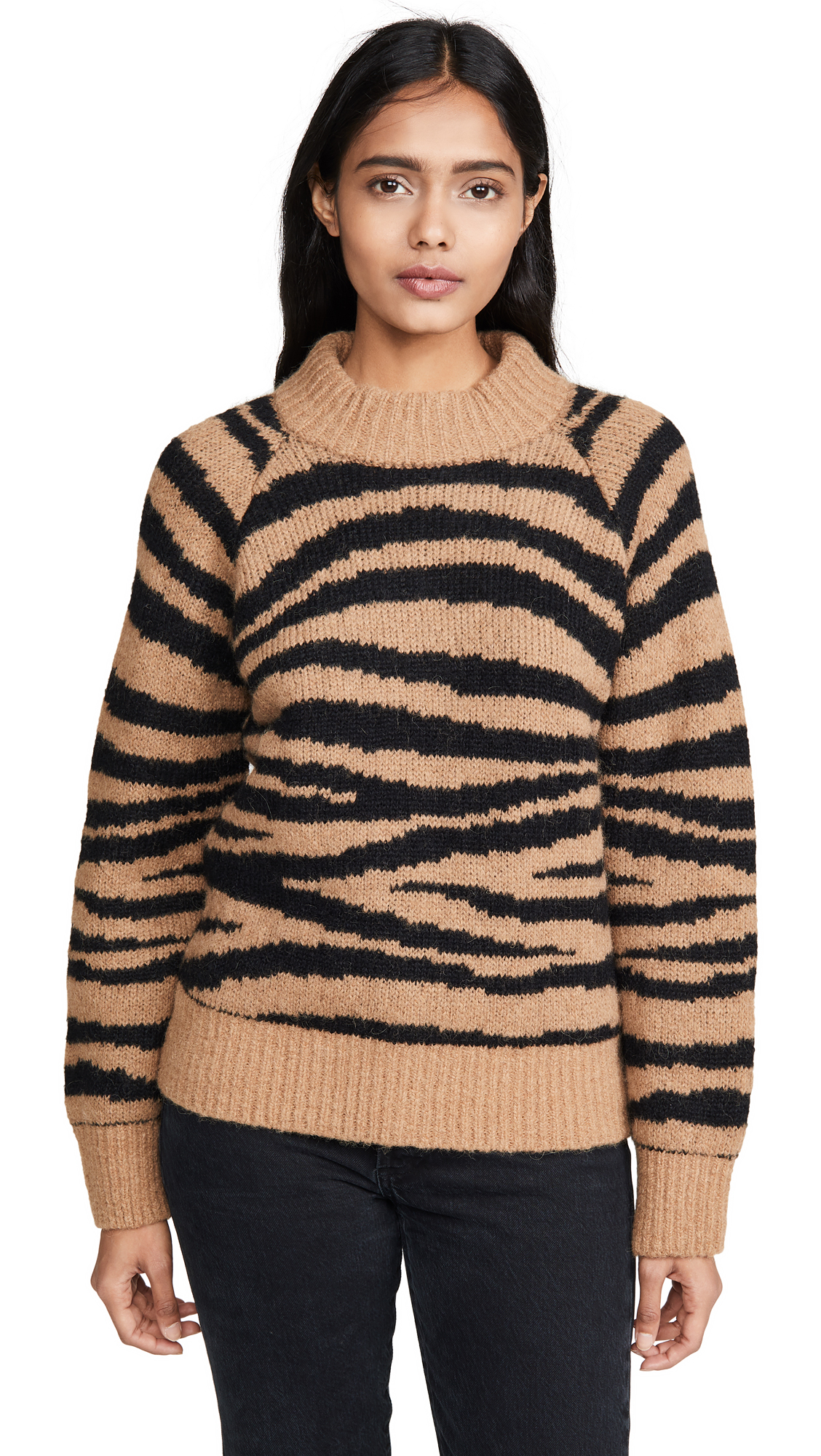 Buy A.P.C. online - photo of A.P.C. Jemima Wool Pullover