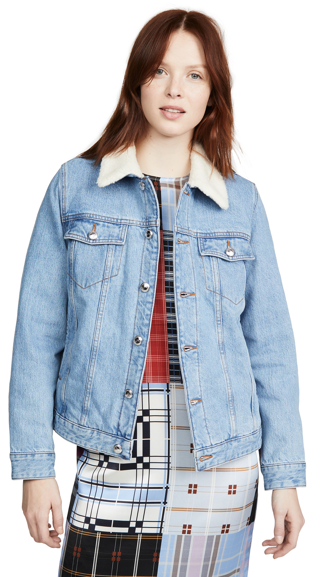 Buy A.P.C. Veste Arlette online beautiful A.P.C. Clothing, Jackets