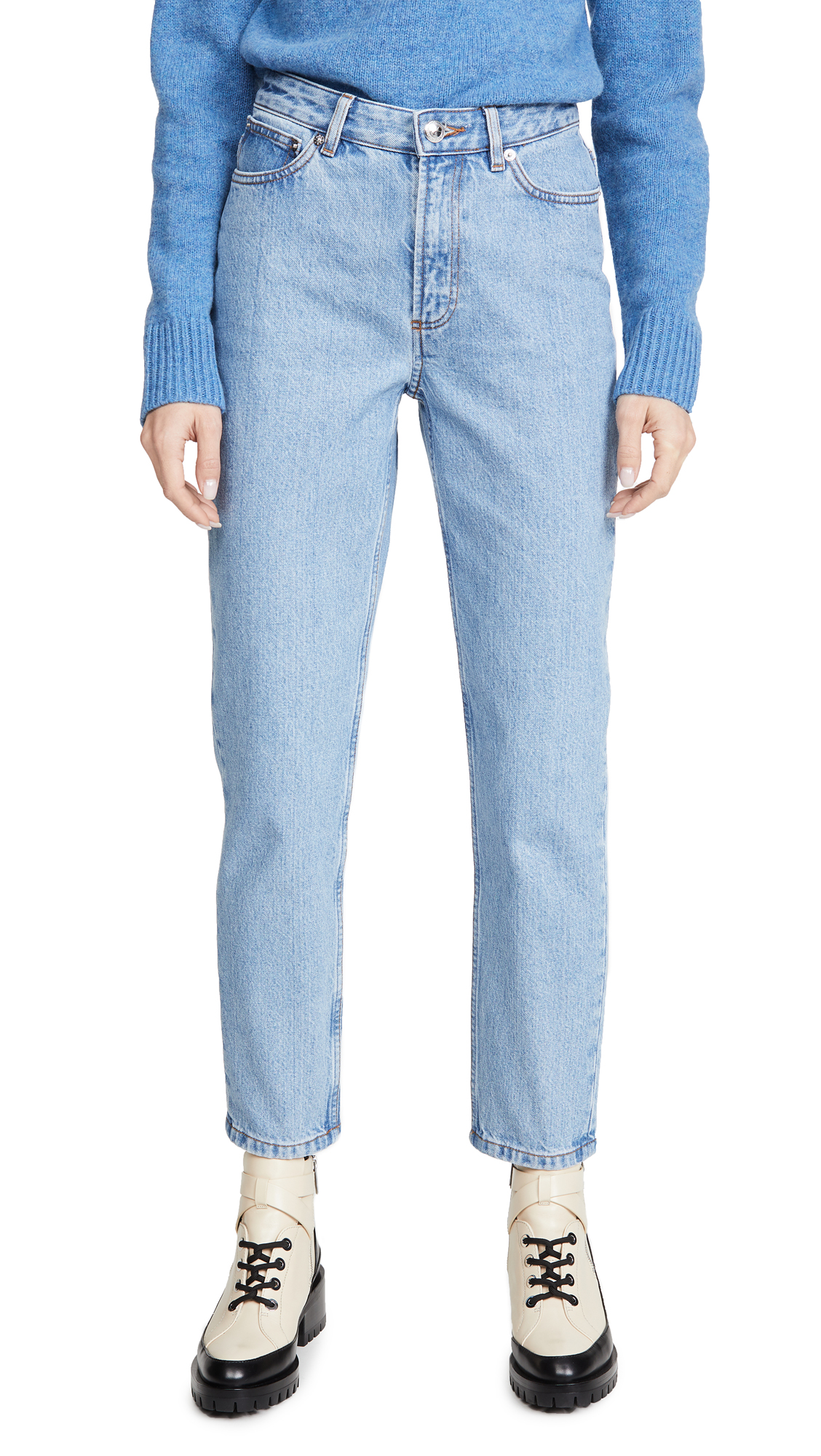 Buy A.P.C. online - photo of A.P.C. 80's Jeans