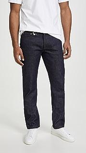 A.P.C. x JJJJound Petit Standard Jeans