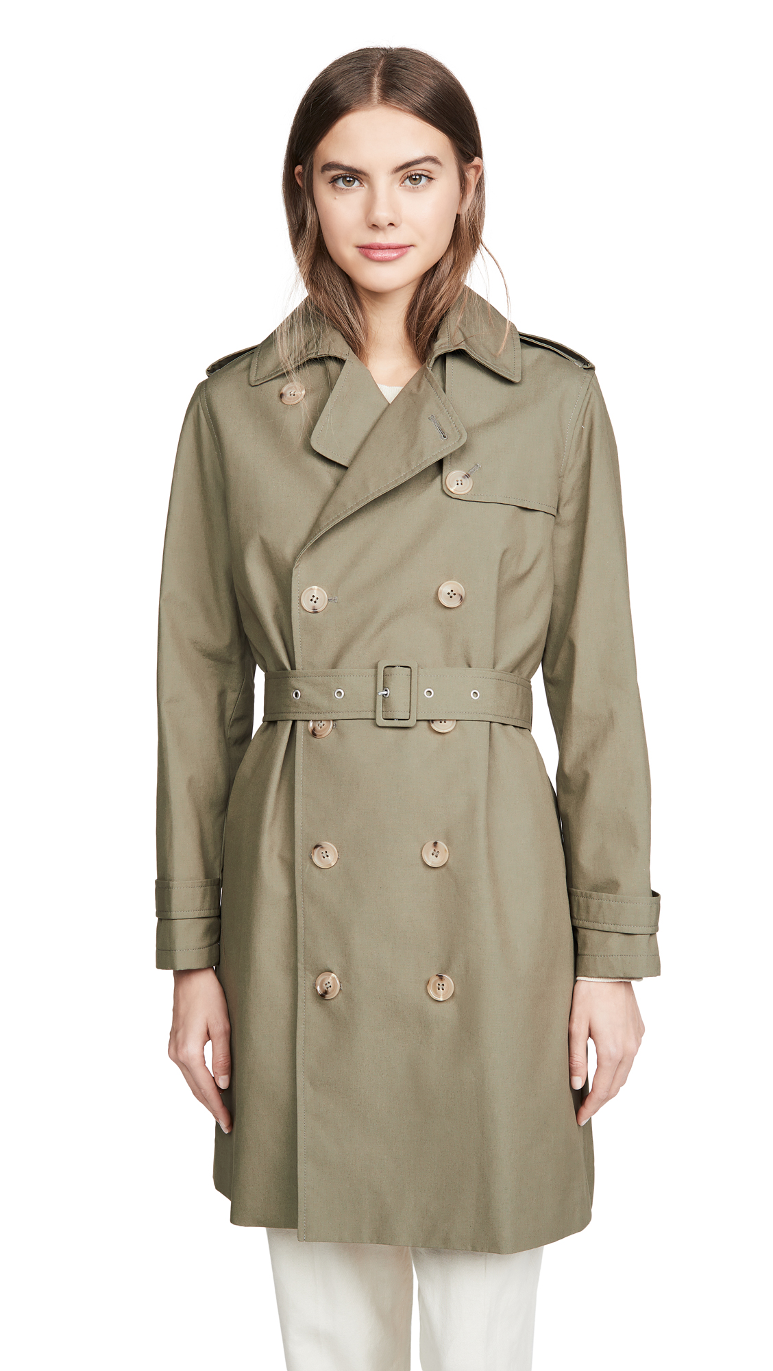 Buy A.P.C. Josephine Trench online beautiful A.P.C. Jackets, Coats, Trench Coats