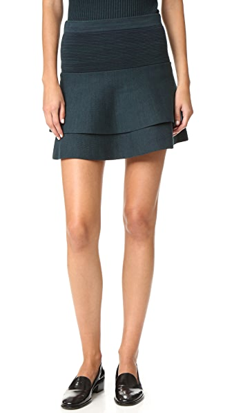 Apiece Apart Cebolla Mini Tech Skirt