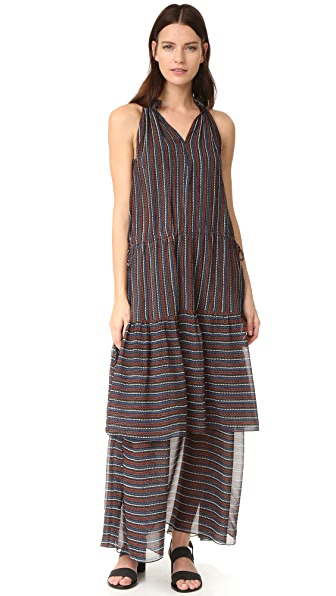 Apiece Apart Pozos Tiers Dress at Shopbop