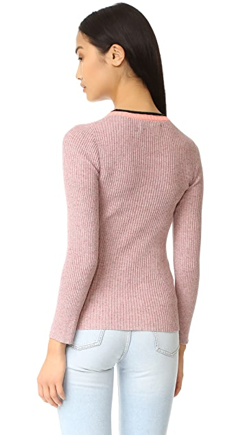 Apiece Apart Des Colores Second Skin Sweater