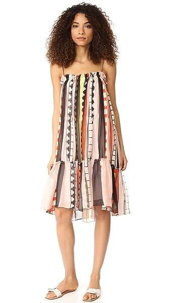 Apiece Apart Dafni Sweep Dress