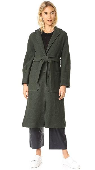 Apiece Apart Nuevo Taos Wrap Coat