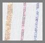 White Fez Stripe