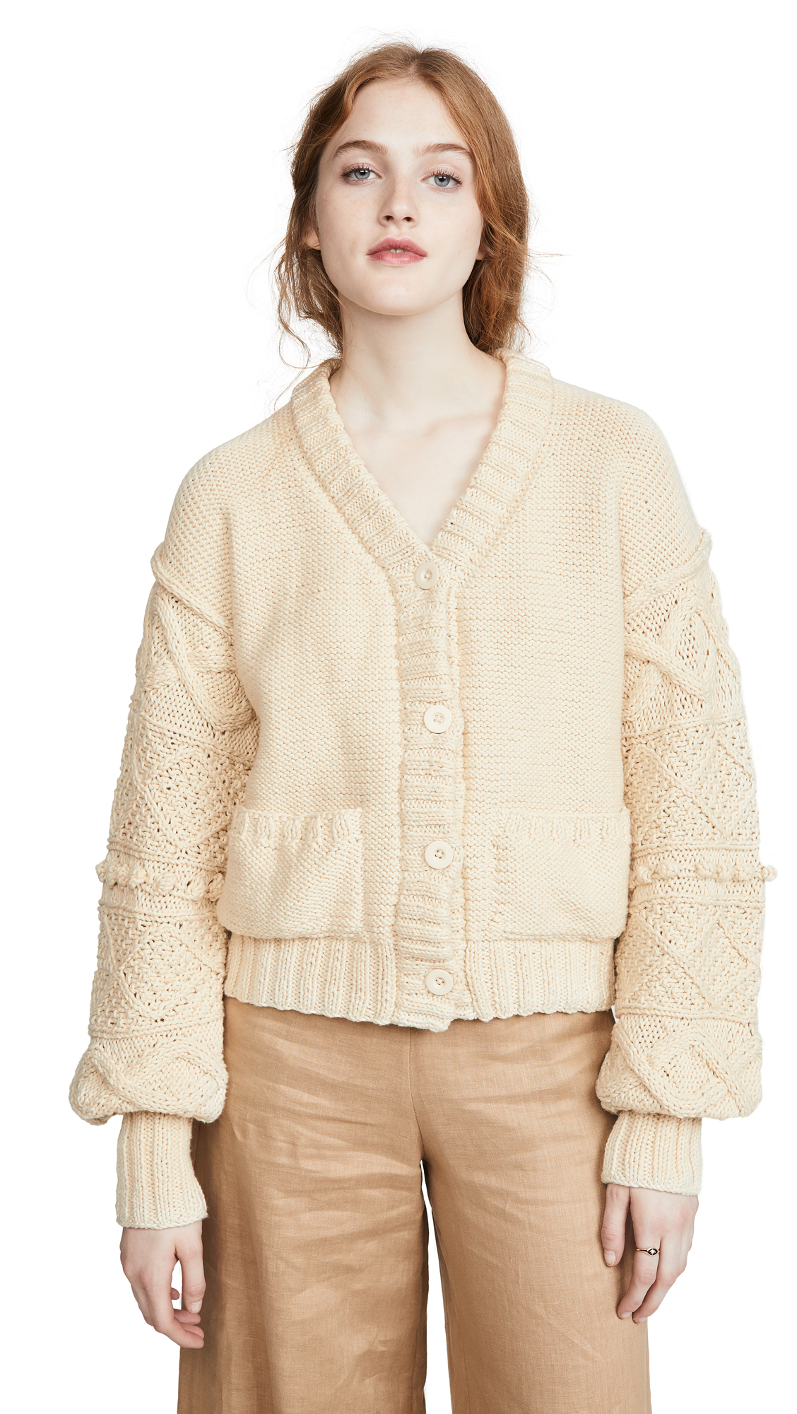 Buy Apiece Apart online - photo of Apiece Apart Jacinta Cardigan