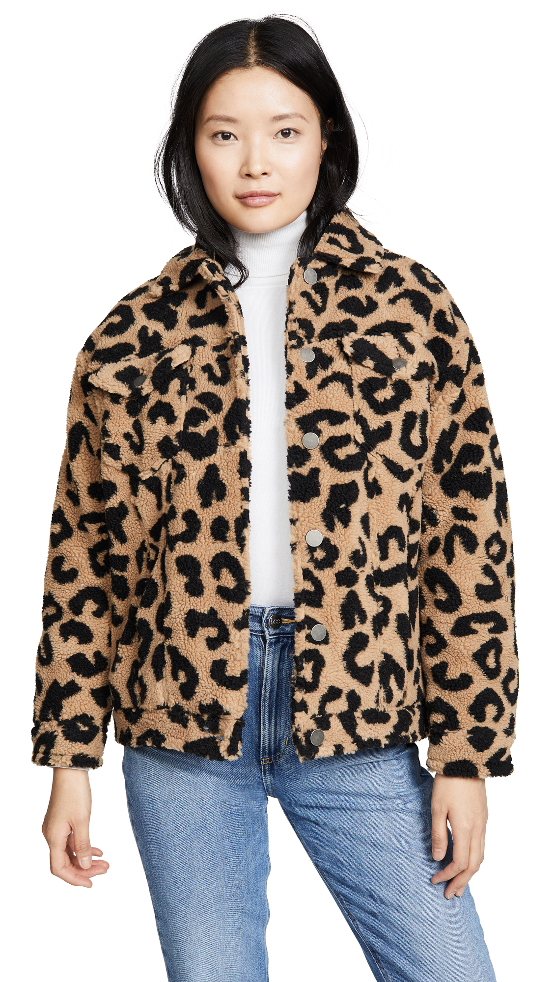 Buy Apparis online - photo of Apparis Tiarra Teddy Bear Jacket