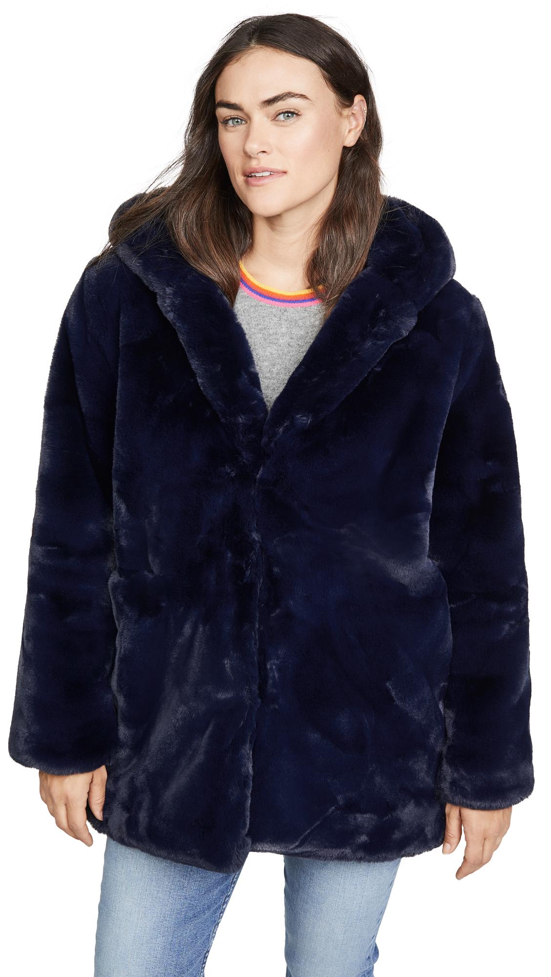 Buy Apparis online - photo of Apparis Marie Faux Fur Coat