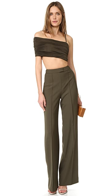 AQ/AQ Cedarne Crop Top