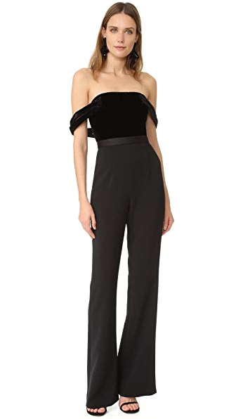 AQ/AQ Francesca Jumpsuit - Black