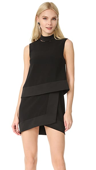 AQ/AQ Tera Dress - Black