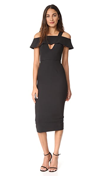AQ/AQ Penley Dress In Black