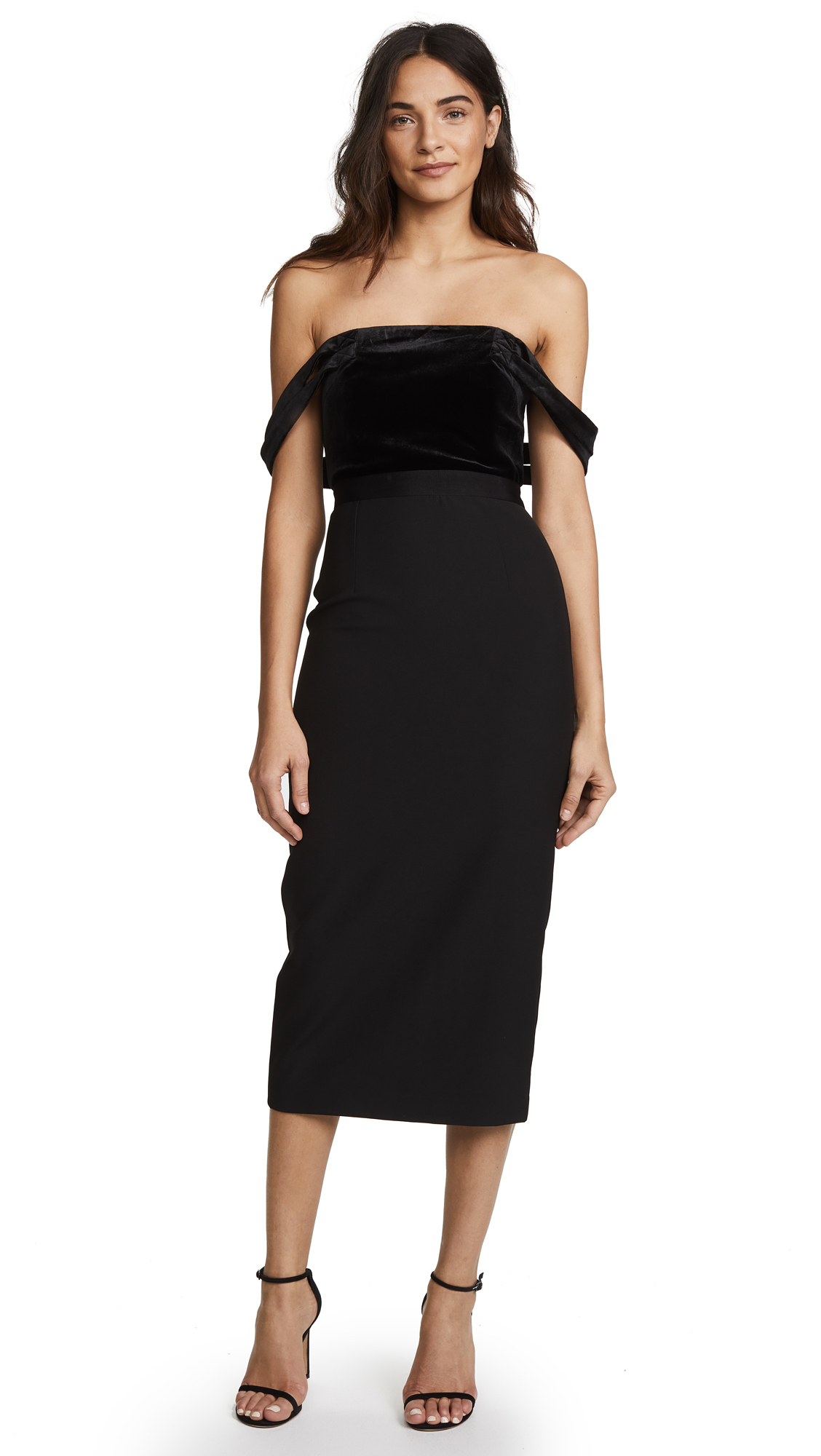 AQ/AQ Francesca Midi Dress