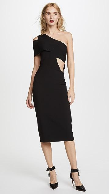 AQ/AQ Lacey Mini Dress