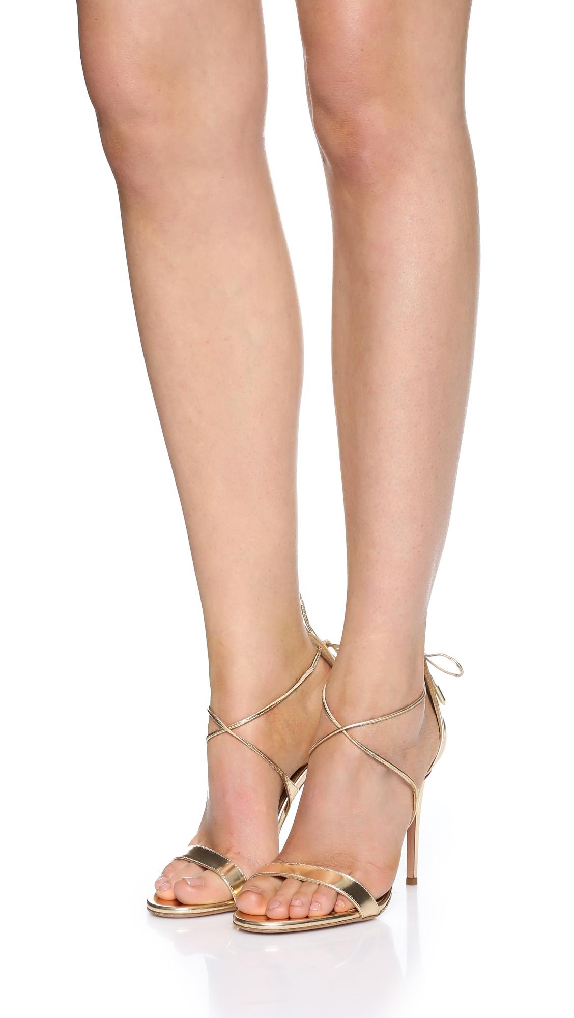 Aquazzura 'Linda' sandals LVgUP