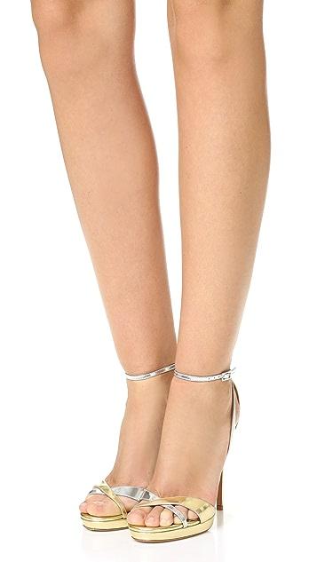 Aquazzura Luna Sandals
