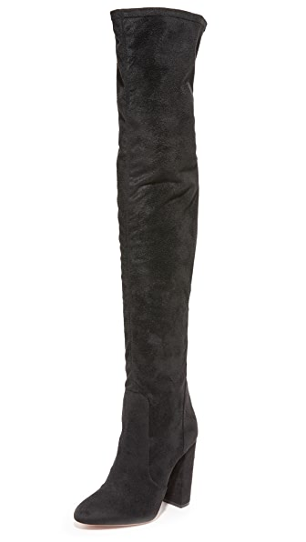 Aquazzura Thigh High Boots