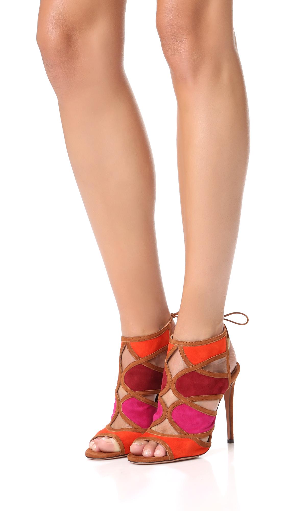 94a13a3d43 Aquazzura Vika Sandals | SHOPBOP