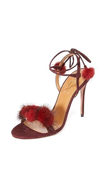 Aquazzura Wild Russian Sandals