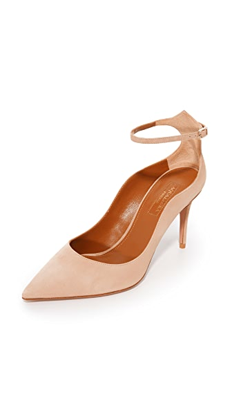 Aquazzura Dolce Vita Pumps - Biscotto