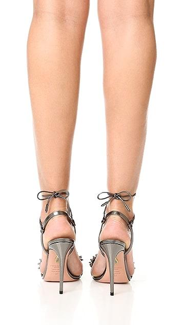 Aquazzura Monaco Sandals