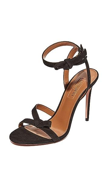 Aquazzura Passion 105 Sandals