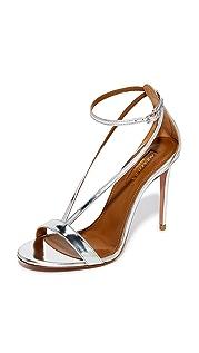 Aquazzura Casanova 105 Sandals