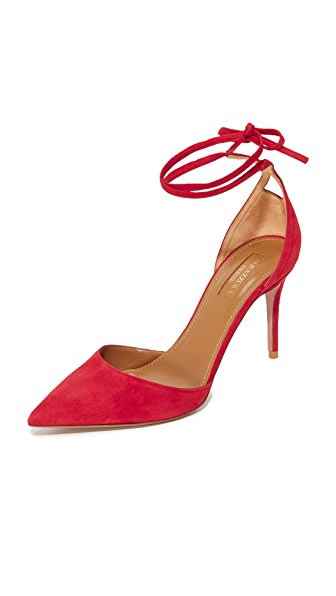 Aquazzura Heart Breaker Pumps