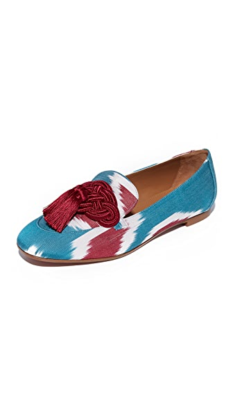 Aquazzura Legend Moccasins at Shopbop