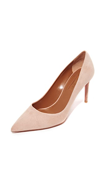 Aquazzura Simply Irresistible 85 Pumps - Powder Pink
