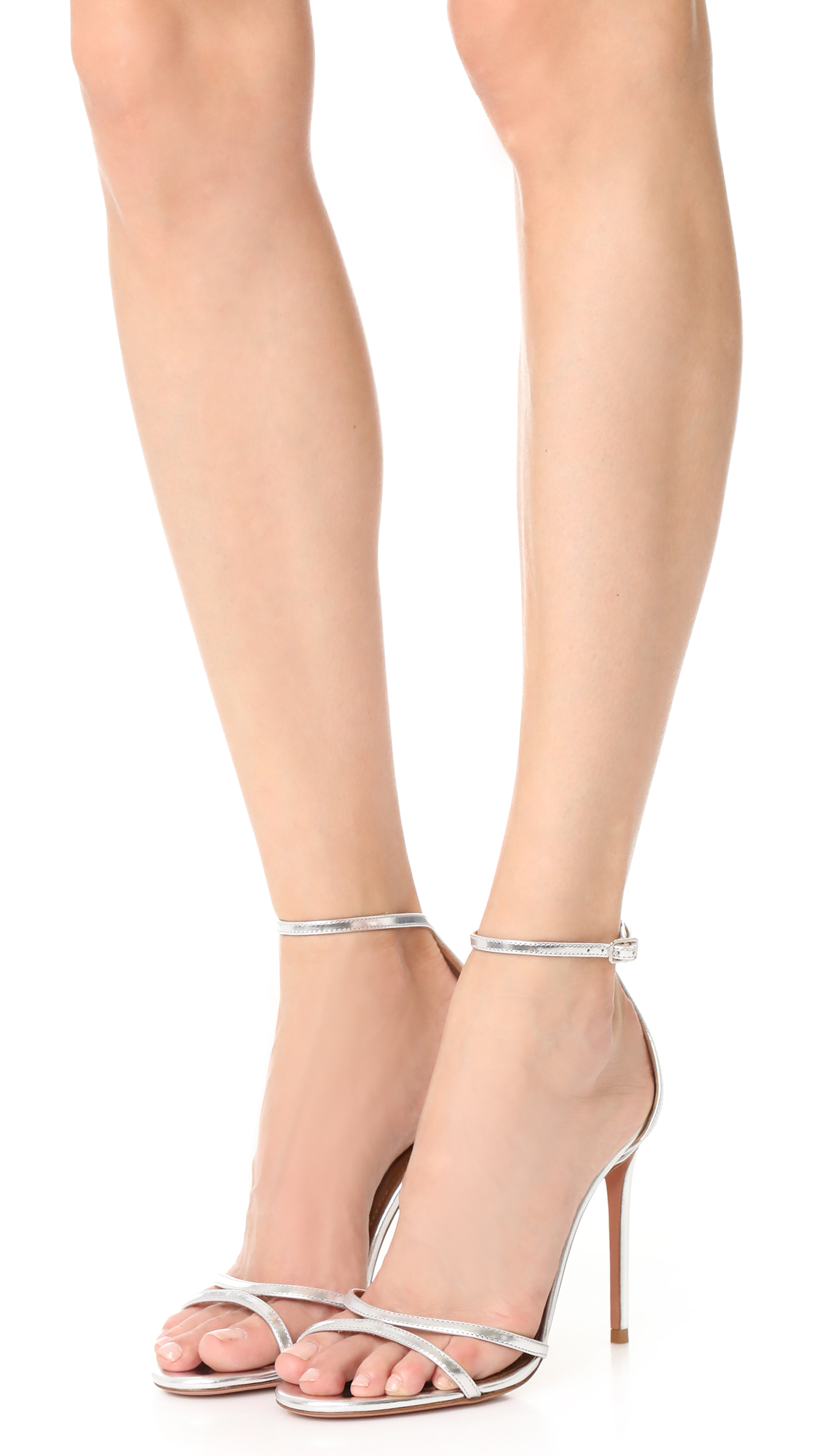Aquazzura Purist sandals Huge Surprise For Sale 5fhlQp86i9
