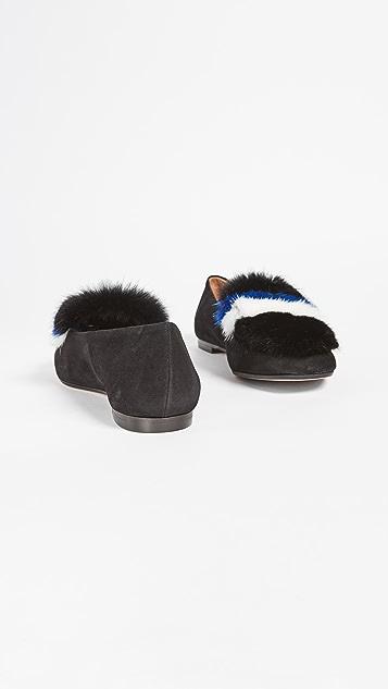 Aquazzura Purr Loafers