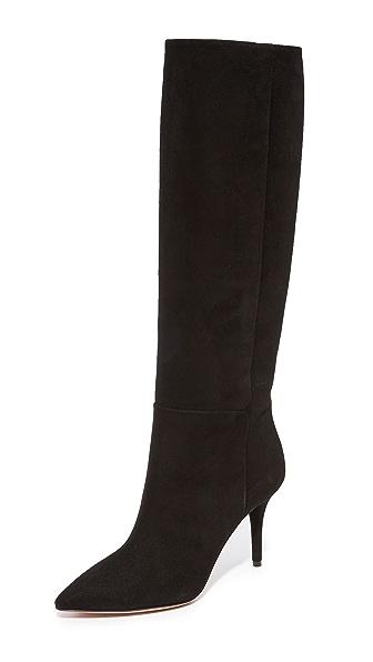 Aquazzura Quinn 85 Boots