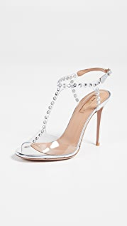 Aquazzura Shine 105mm 凉鞋