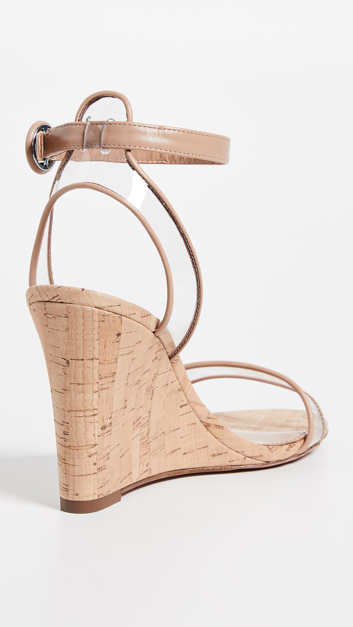 d69f5a2dbcf Aquazzura Minimalist 85mm Wedge Sandals
