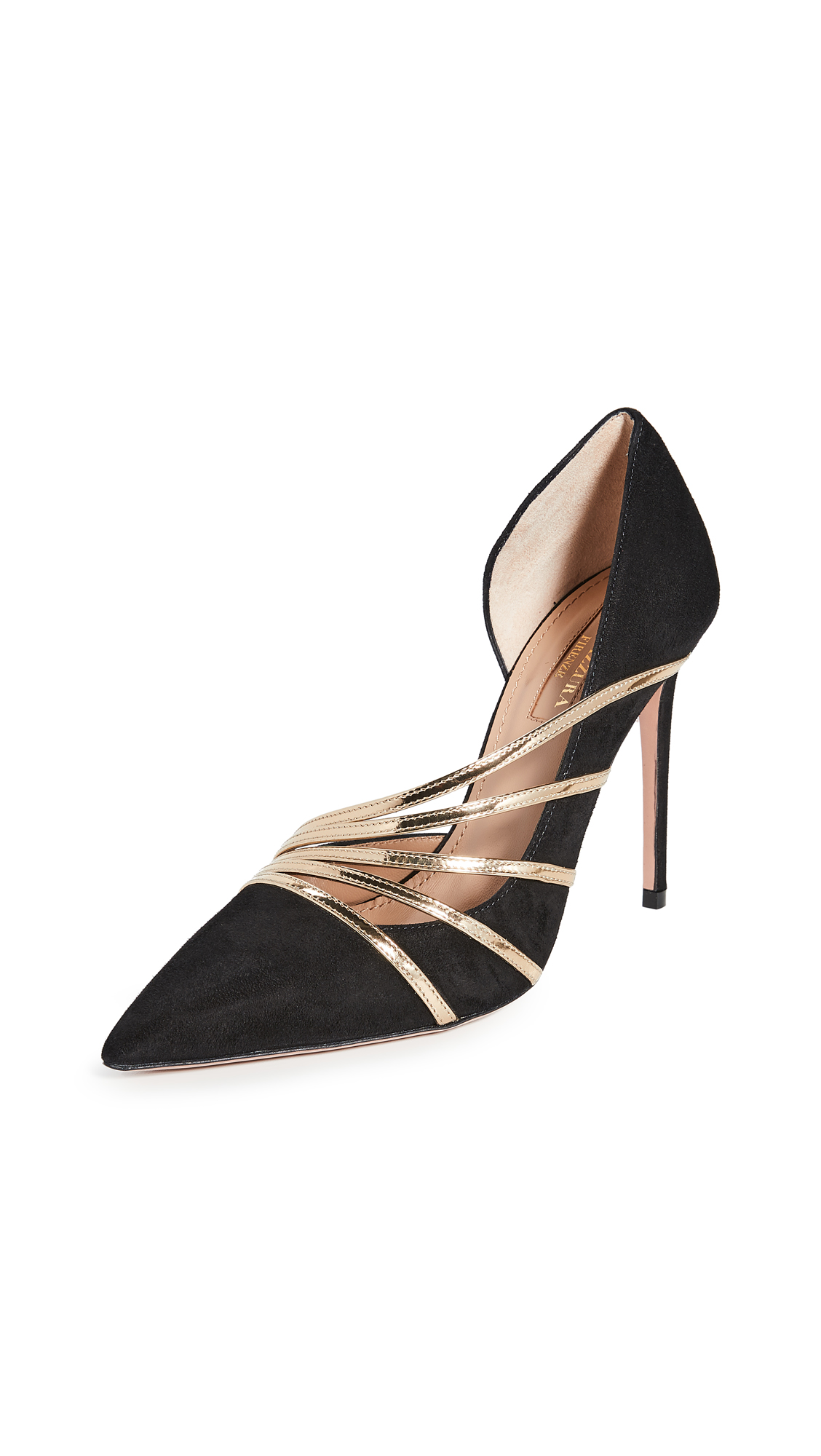 Buy Aquazzura online - photo of Aquazzura 105mm Minou Pumps