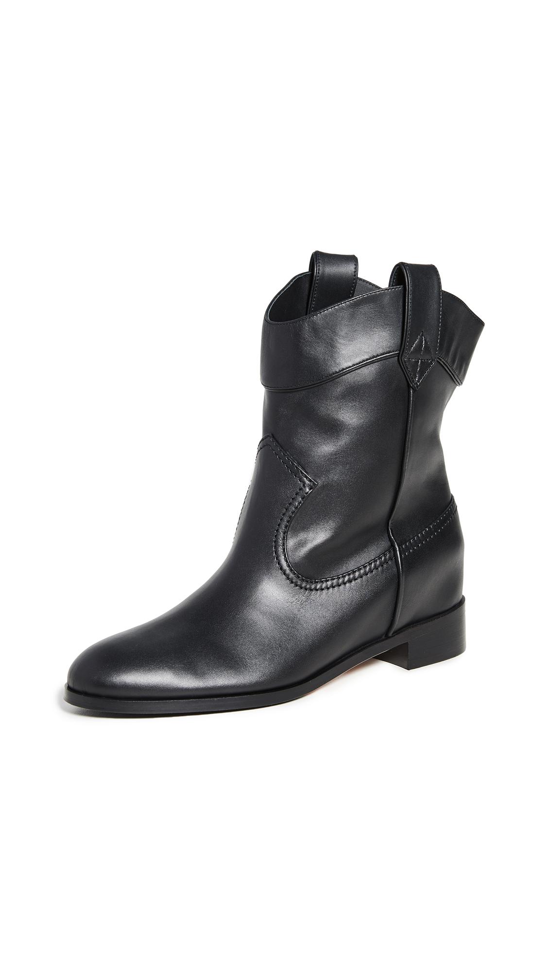 Buy Aquazzura online - photo of Aquazzura Jordan Flat Booties