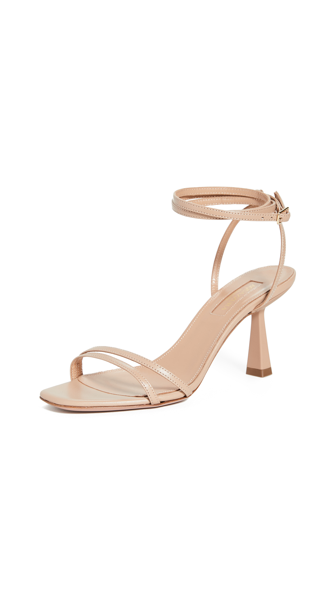 Buy Aquazzura Isabel Sandals 75mm online, shop Aquazzura