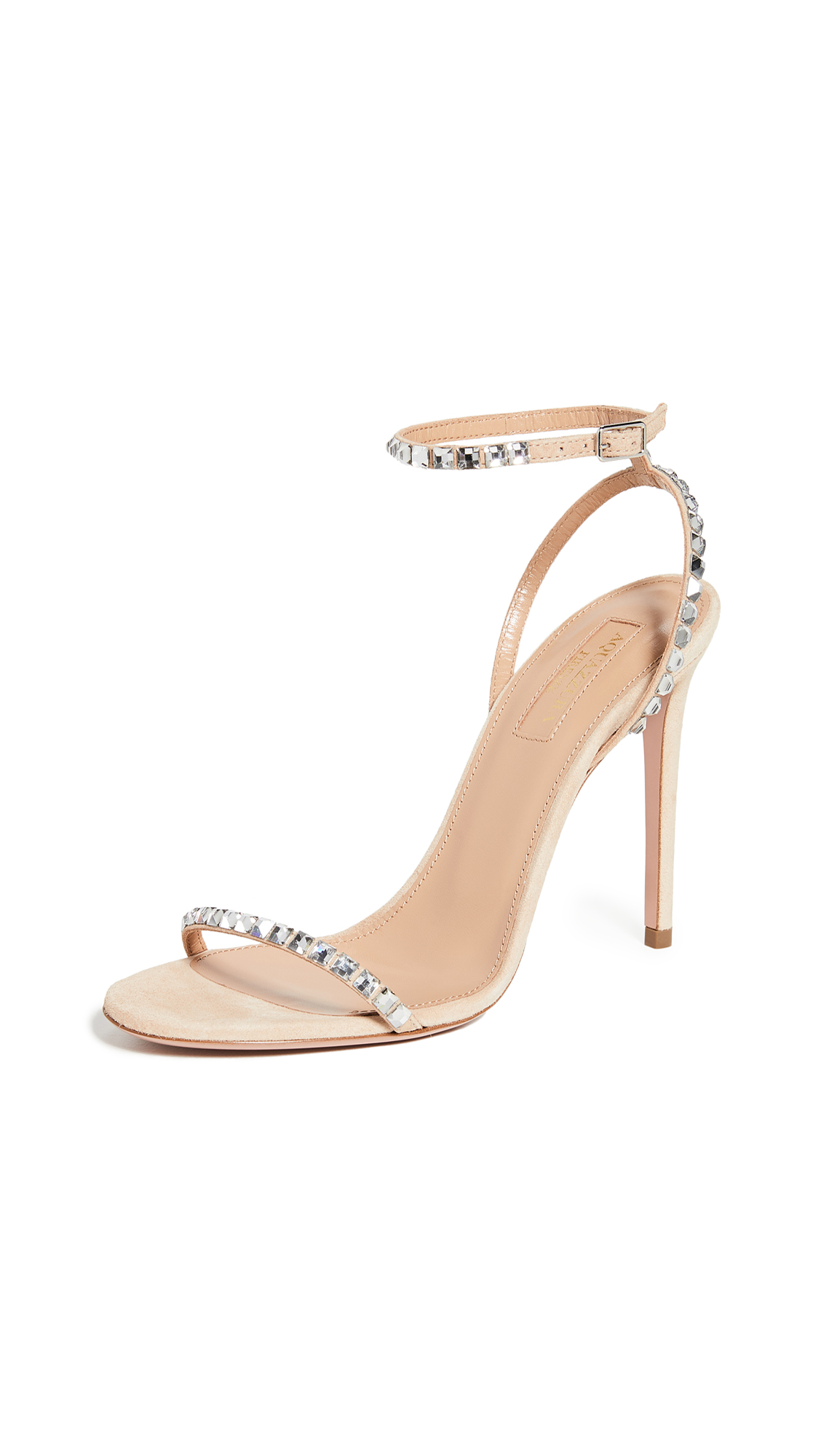 Buy Aquazzura 105mm Very Vera Sandals online, shop Aquazzura