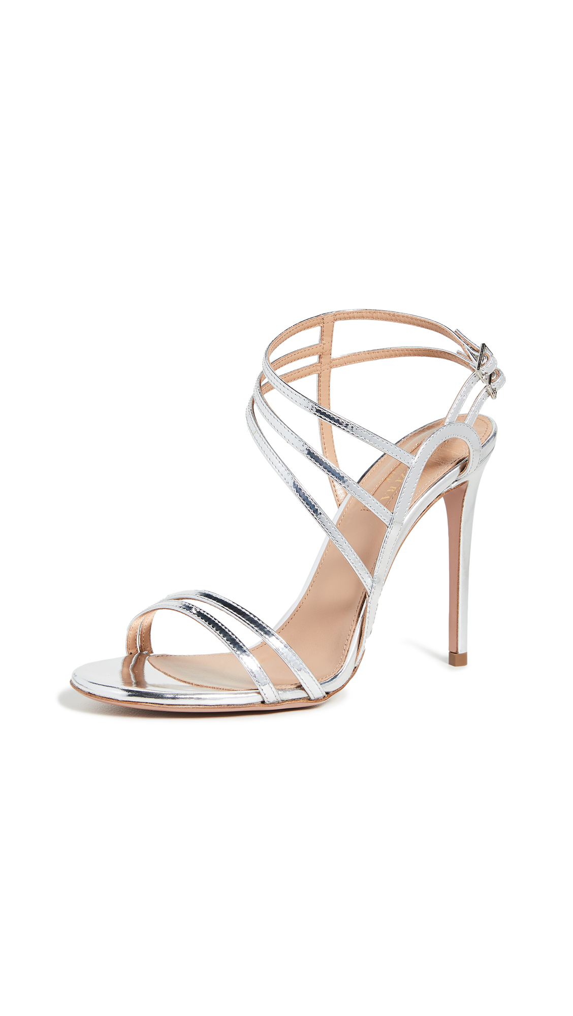 Buy Aquazzura online - photo of Aquazzura Spicy Sandals 105mm