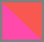 Fuchsia/Poppy