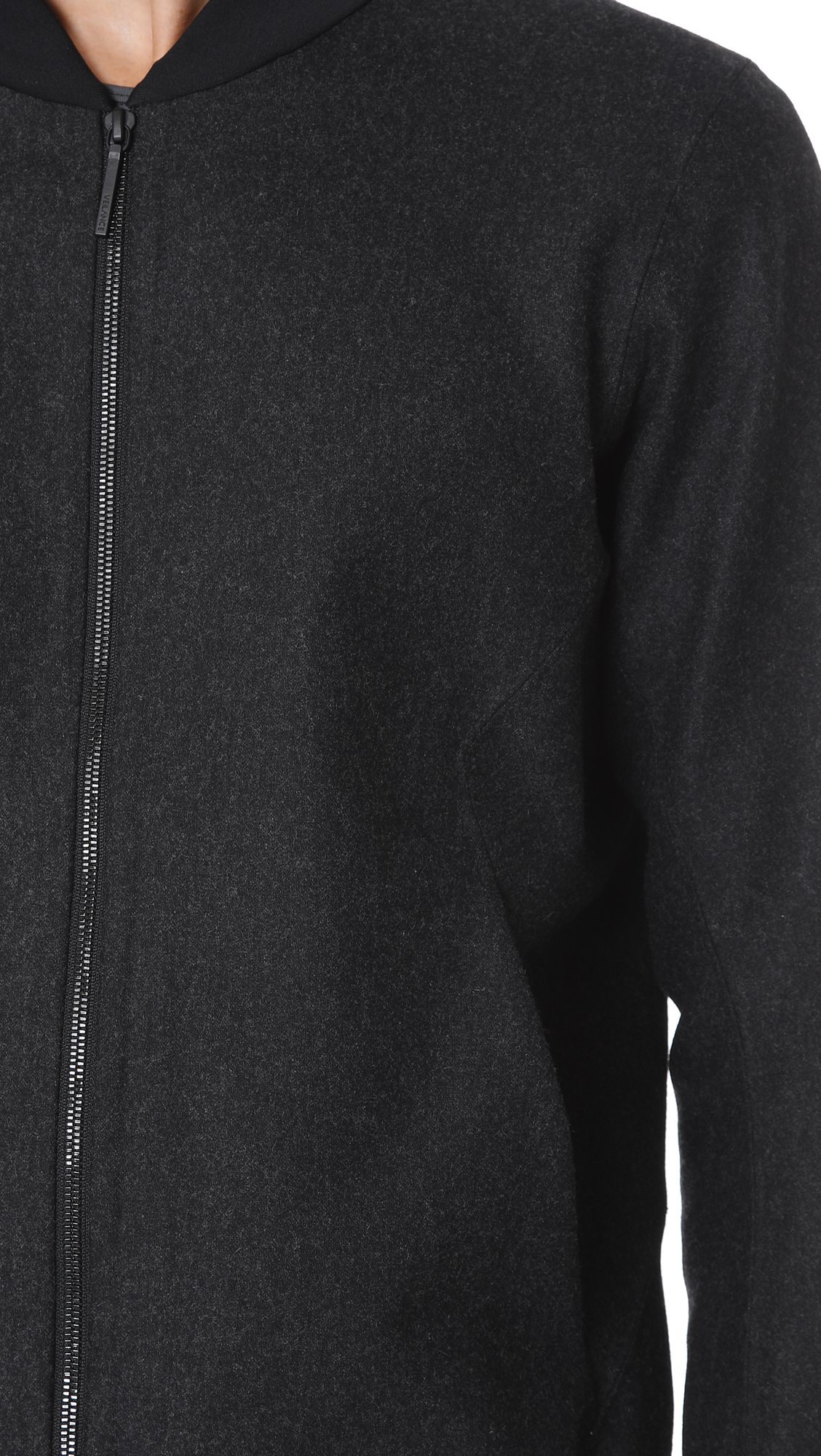Arcteryx Veilance Haedn Jacket East Dane Black Blazer Jaket Korea Style Sk 15