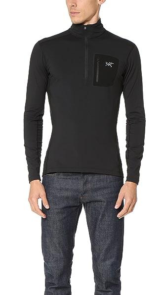 Arc'Teryx Rho LT Zip Neck Shirt